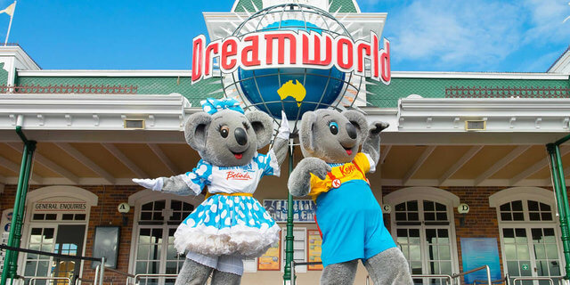 wisata gold coast dream world
